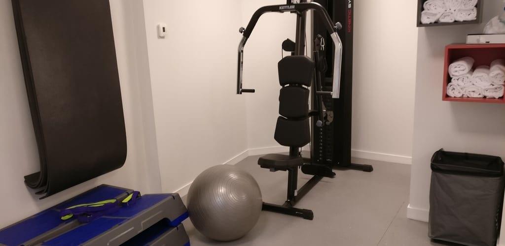 Mercure Lyon Centre Chateau Perrache Fitness 3