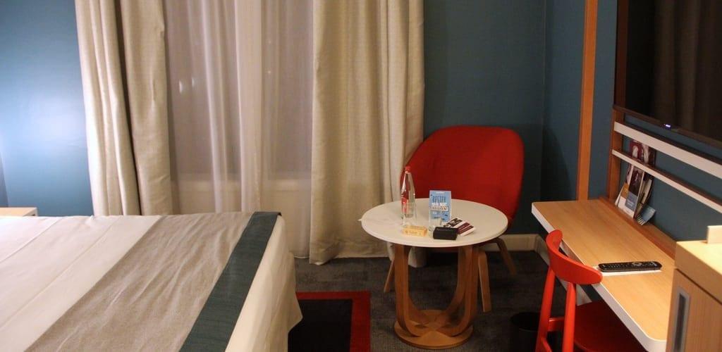 Mercure Lyon Centre Chateau Perrache Superior Zimmer