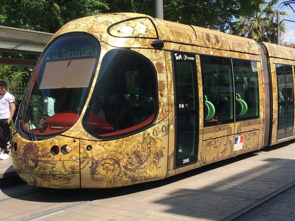Montpellier Tram