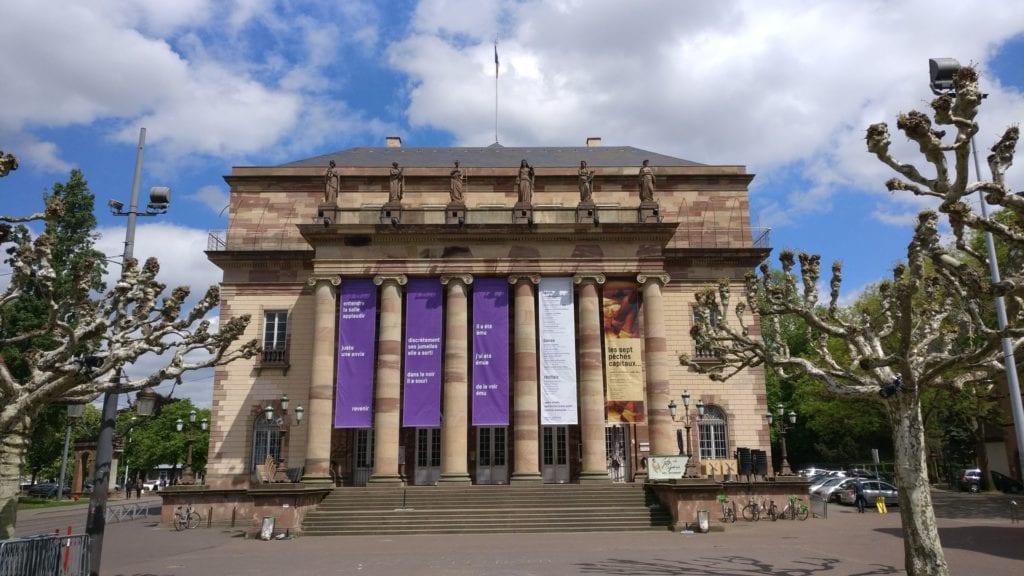 Oper Straßburg