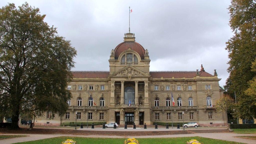 Palais Du Rhin Straßburg