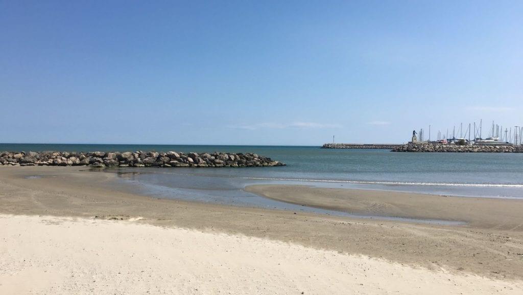Palavas Les Flots Beach Montpellier