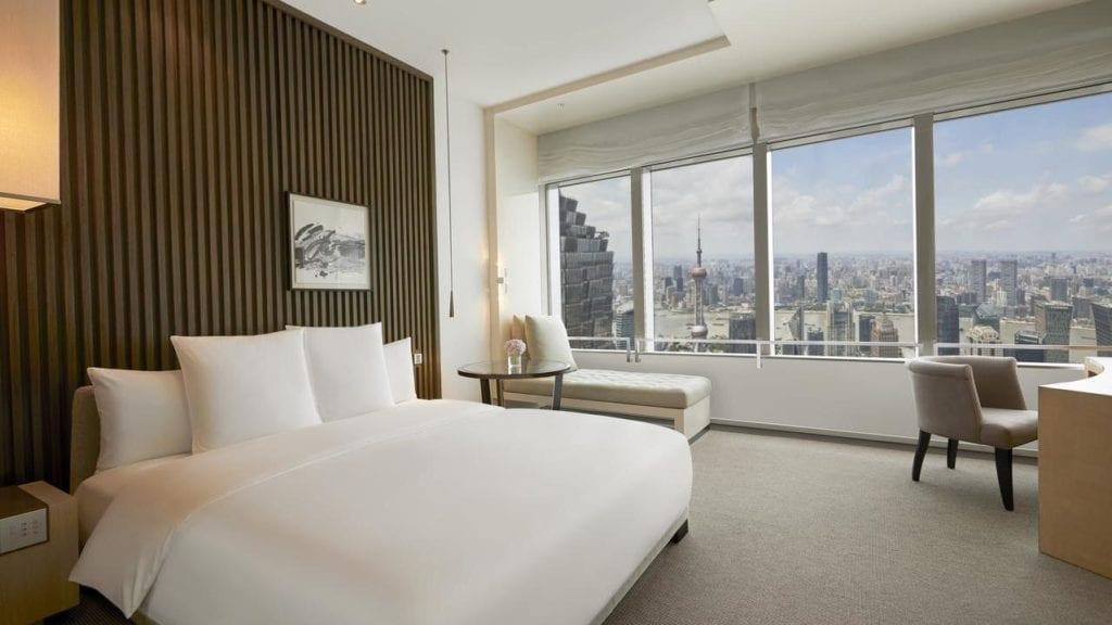 Park Hyatt Shanghai Webseitefoto