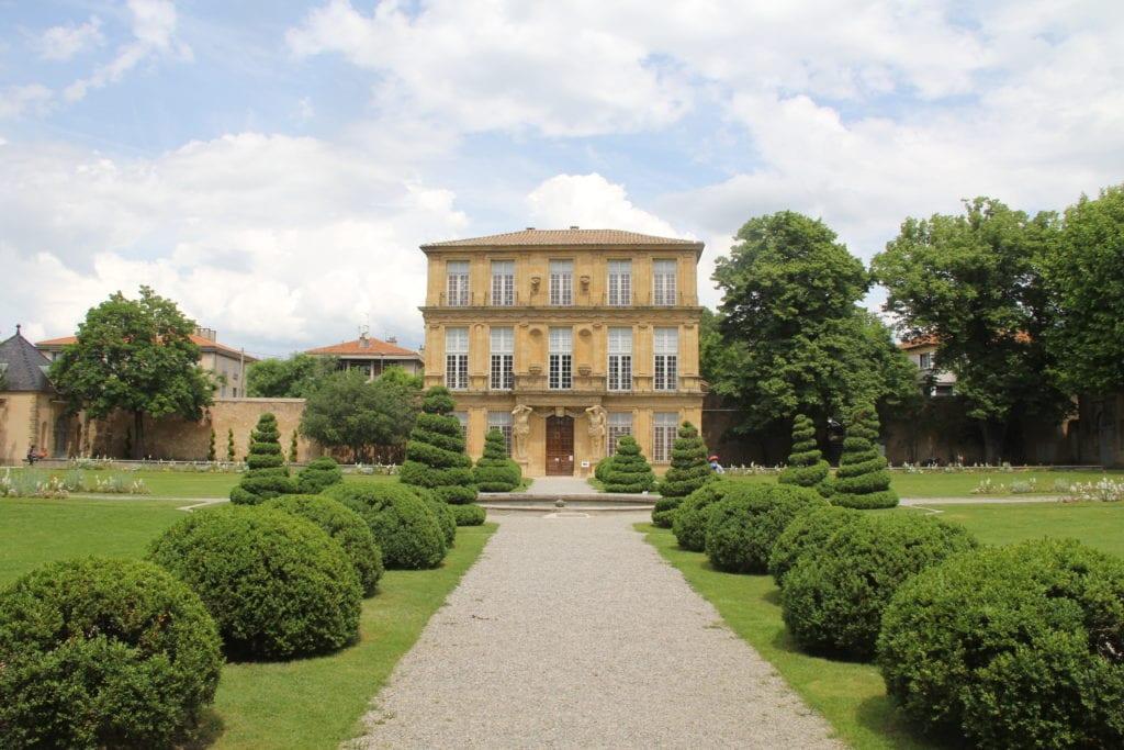 Pavillon De Vendôme Aix En Provence