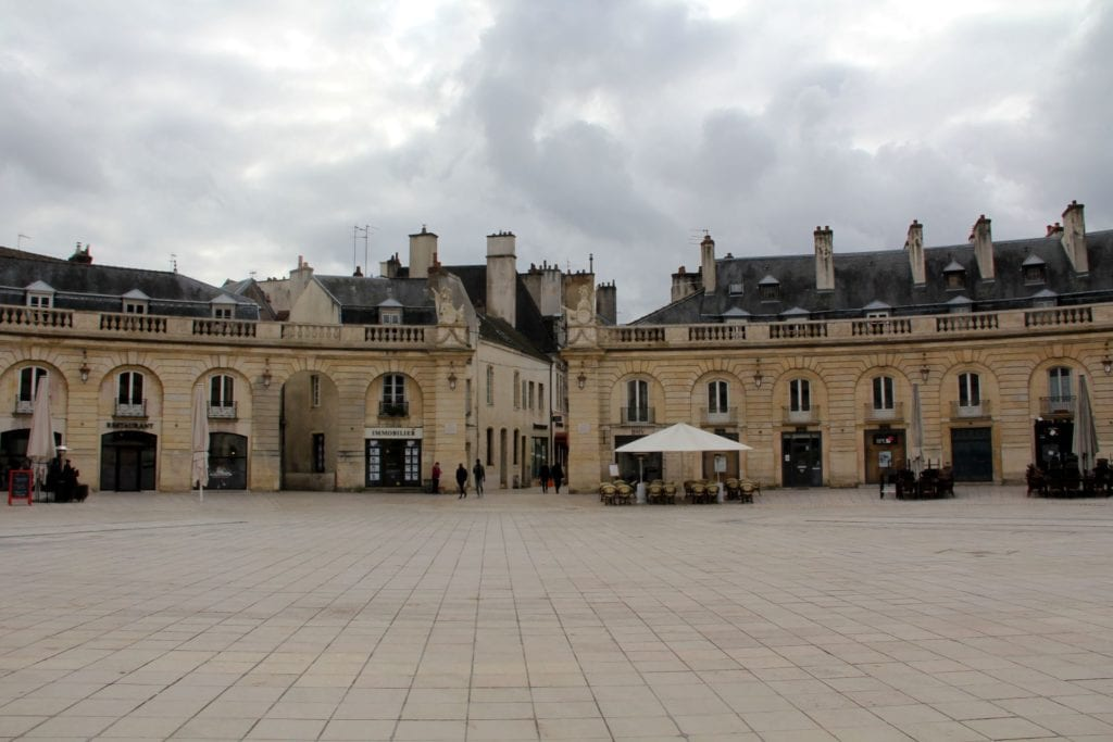 Place De La Liberation Dijon