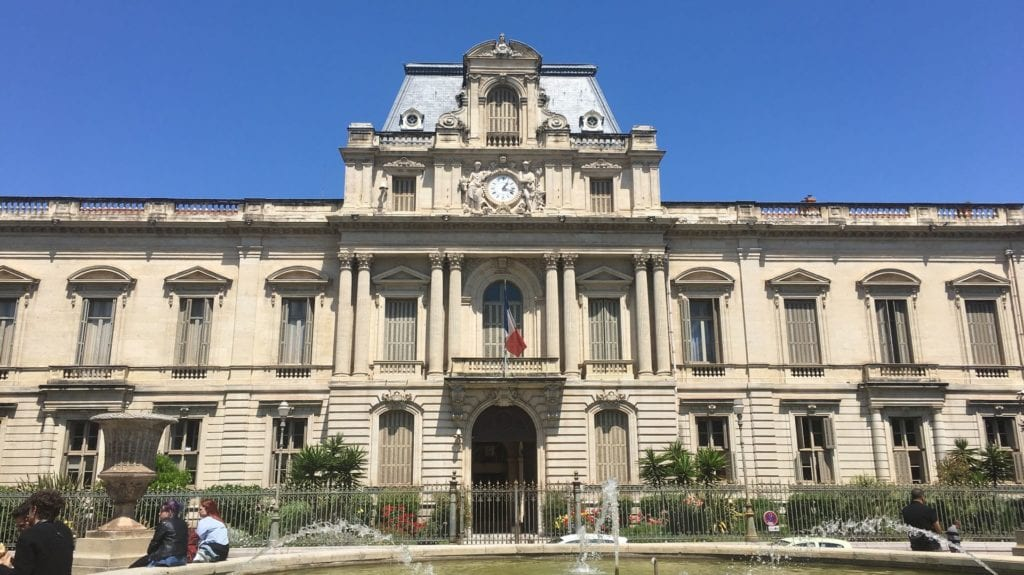 Préfecture Montpellier