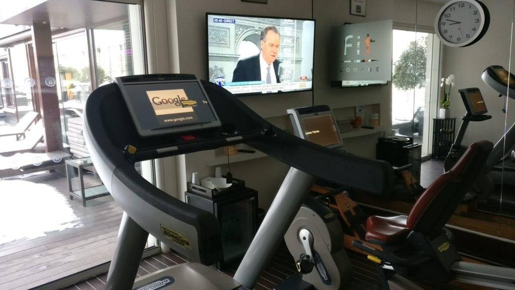 Pullman Montpellier Centre Fitness