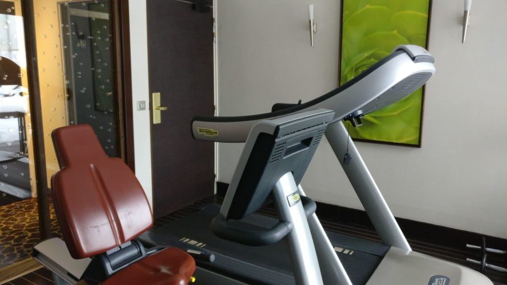 Pullman Montpellier Centre Fitness 2