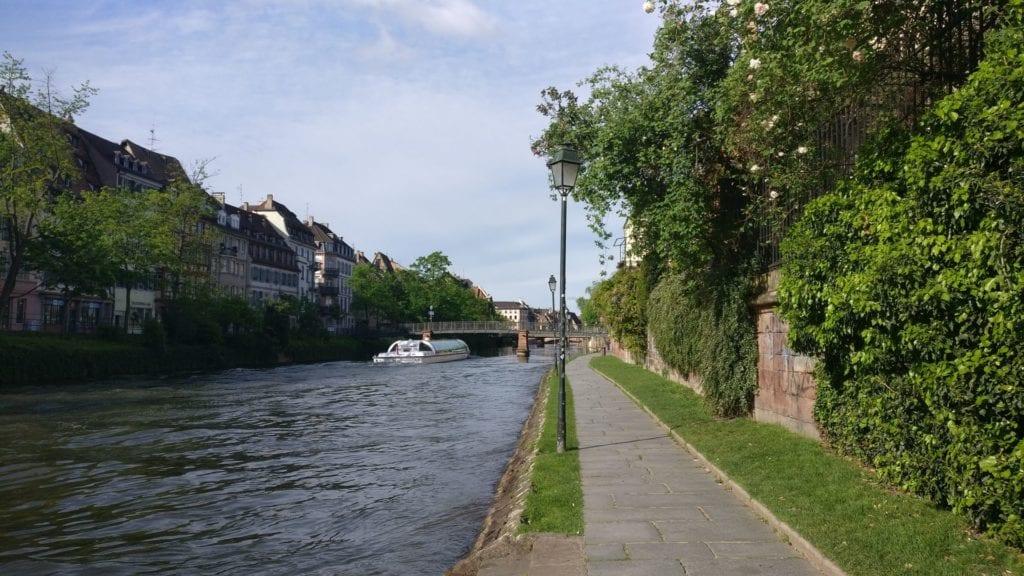 Quai Straßburg