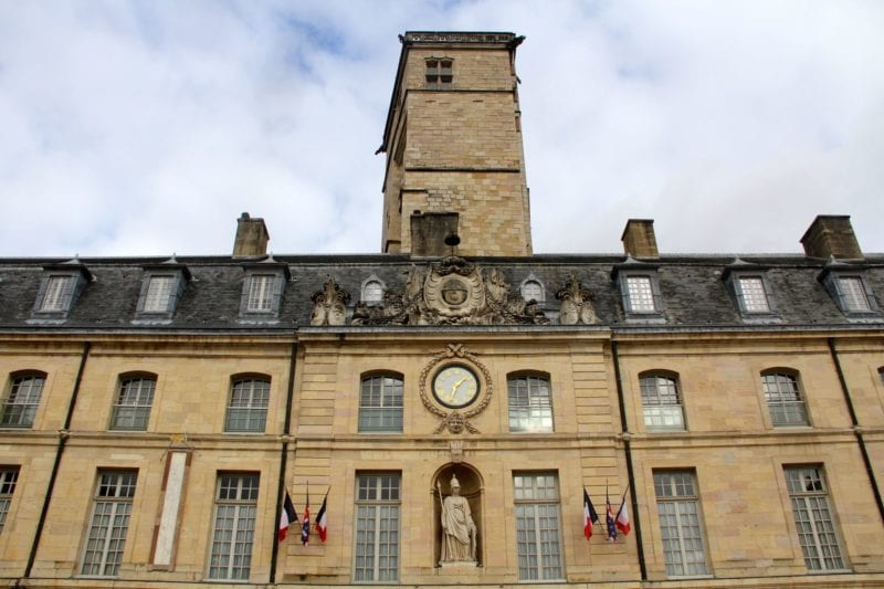 Rathaus Dijon 2