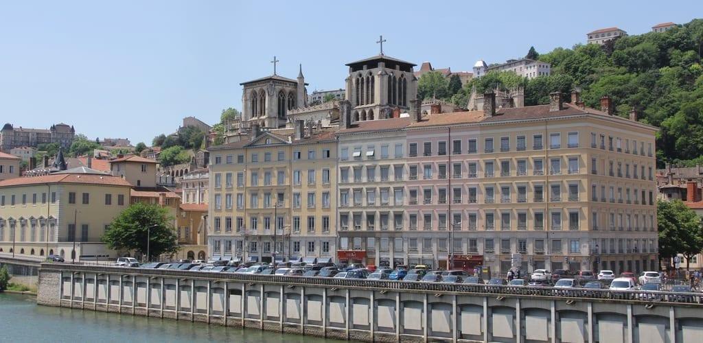Saint George Kirche Lyon