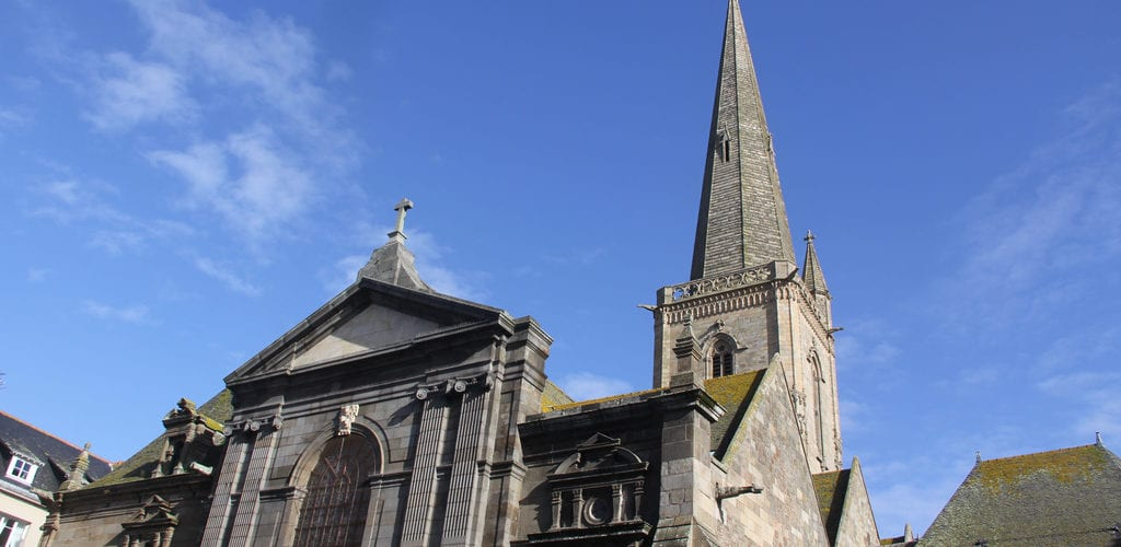 Saint Malo Kathedrale