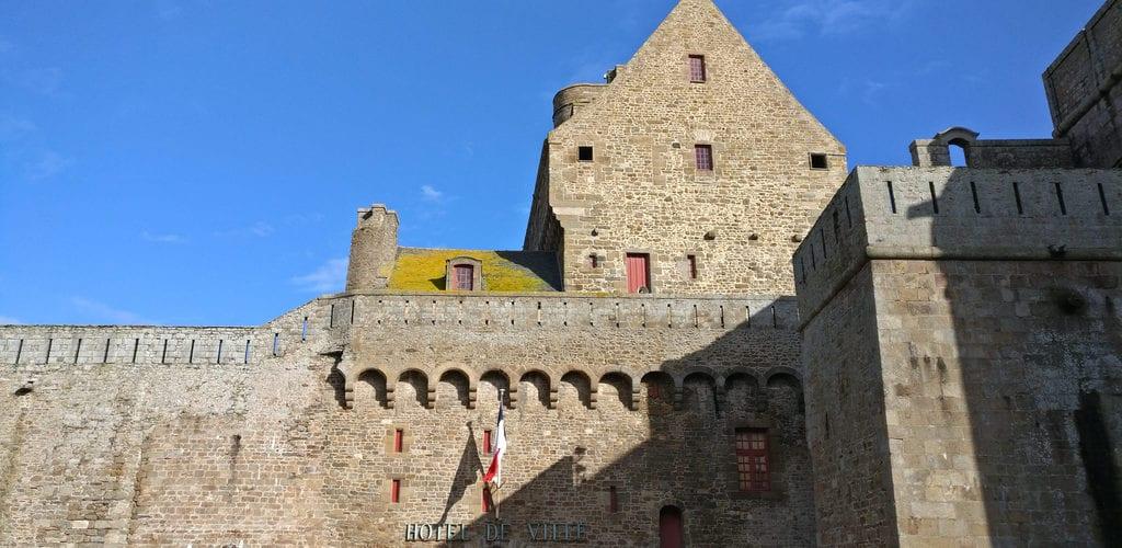 Saint Malo Rathaus