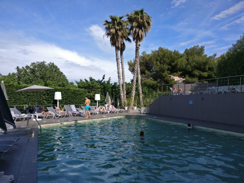 Sofitel Marseille Vieux Port Pool 2