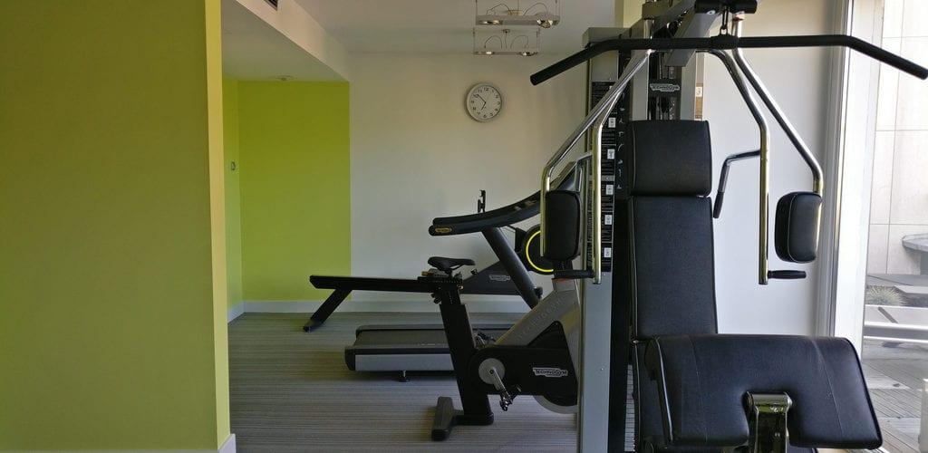 Sofitel Straßburg Fitness
