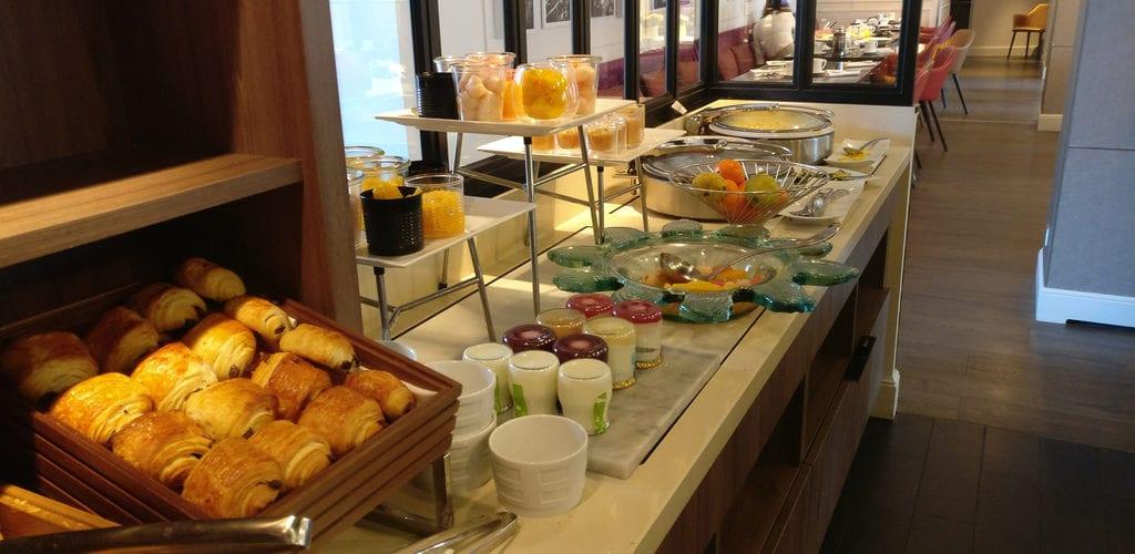 Sofitel Straßburg Frühstück 4