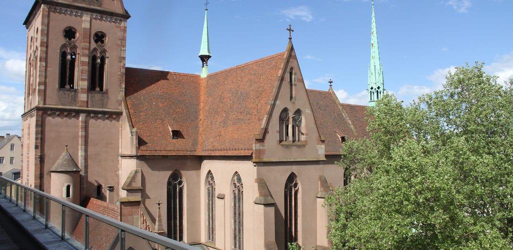 Sofitel Straßburg Imperial Suite Ausblick