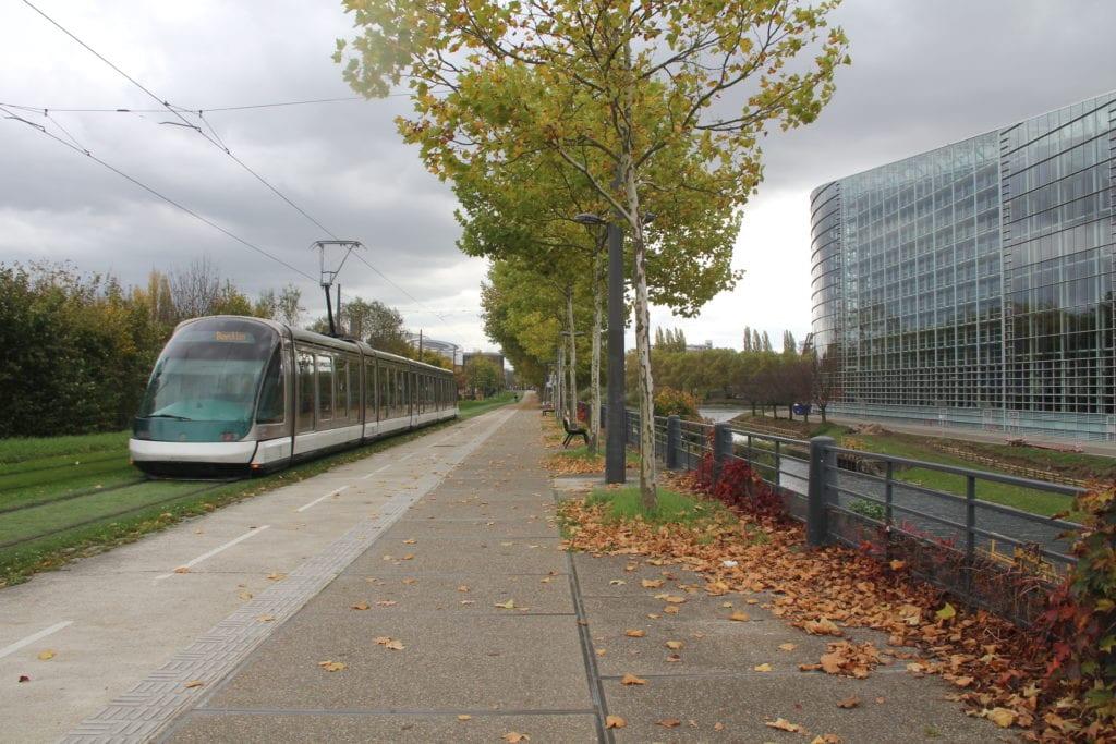 Straßburg Tram