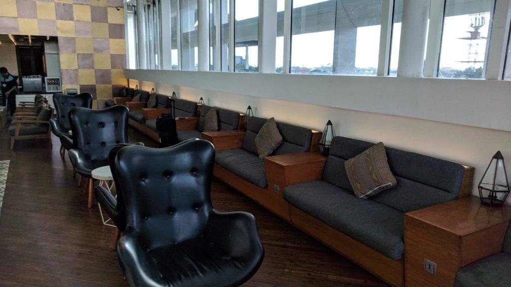 TG Lounge Bali Bank