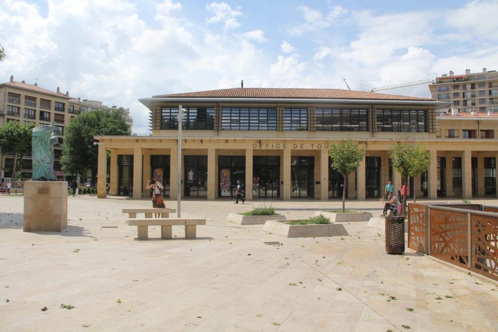 Tourism Office Aix En Provence