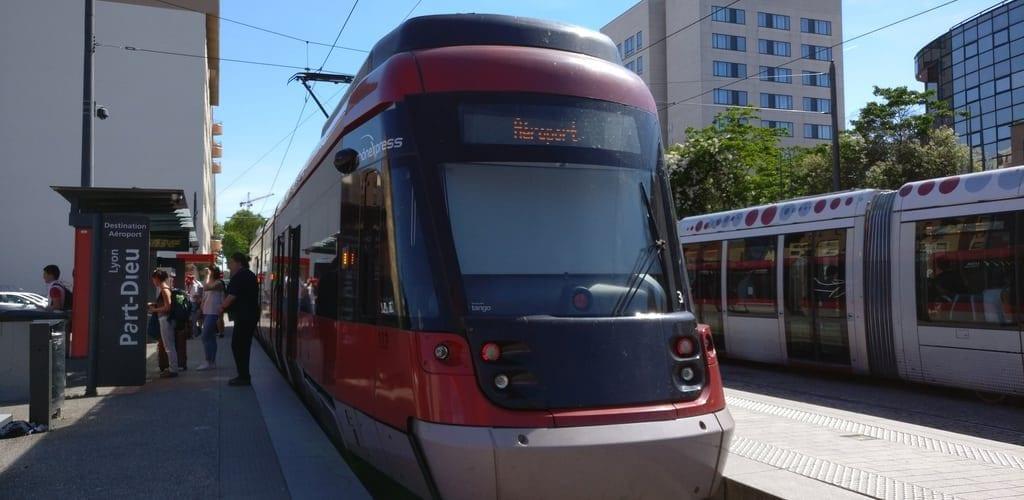 Tram Lyon