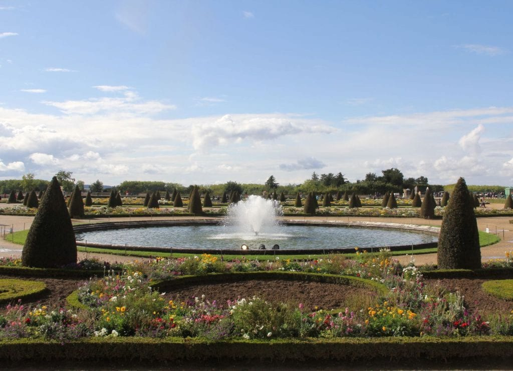 Versailles Gärten