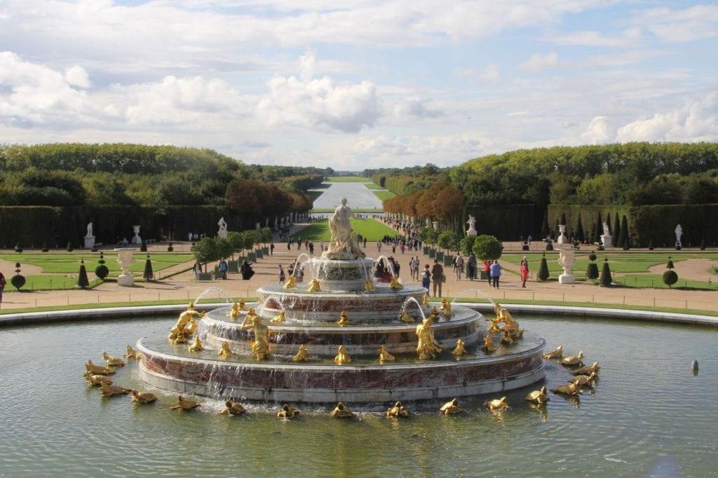 Versailles Gärten 2