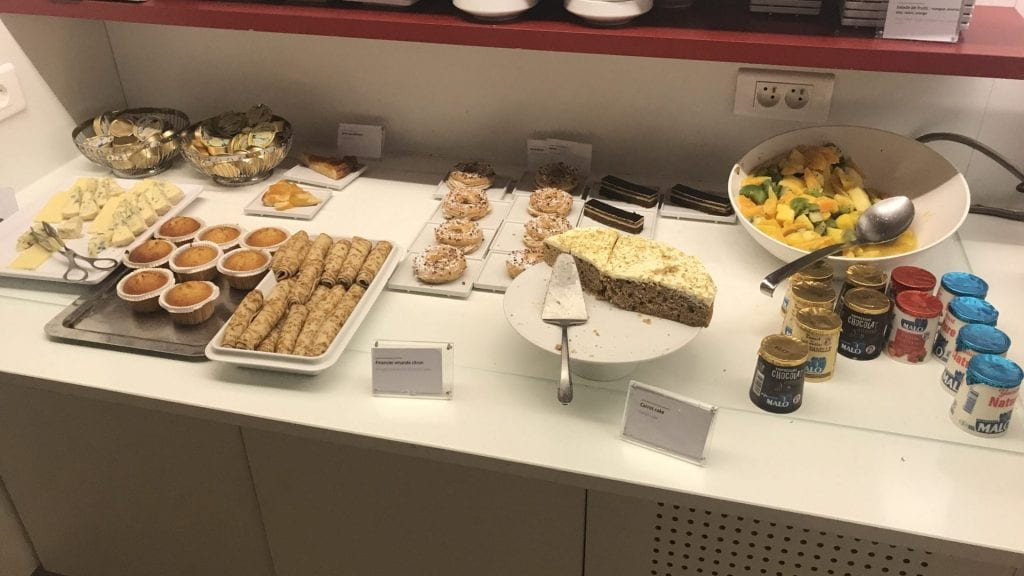 Air France Lounge Paris Cdg Terminal 2g Buffet 4