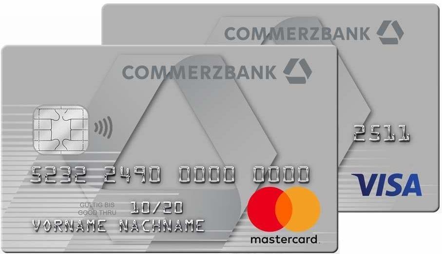 Commerzbank Karte.Alle Modelle Der Commerzbank Kreditkarte Im Vergleich Reisetopia