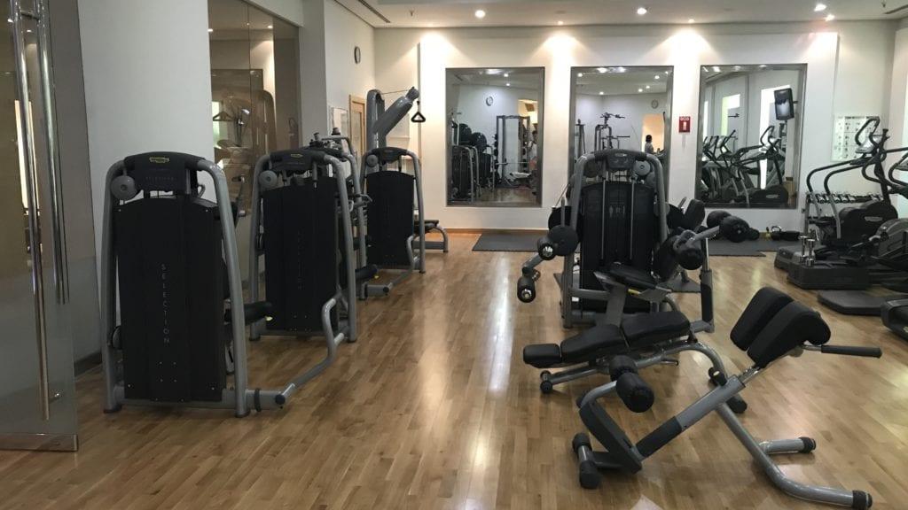 Hyatt Regency Belgrad Gym 3