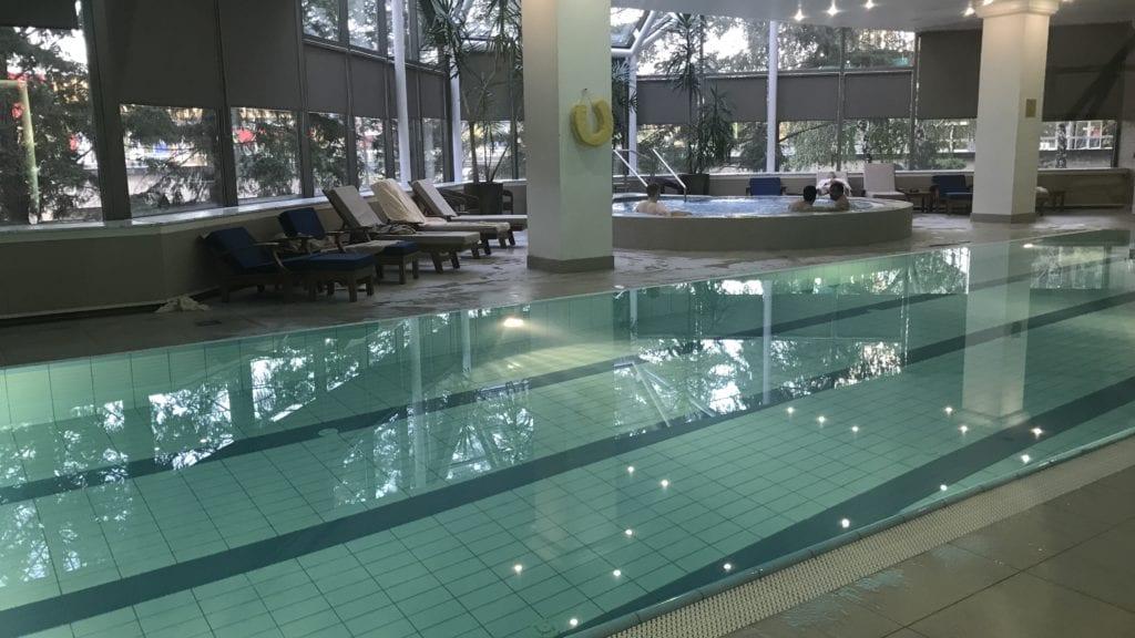 Hyatt Regency Belgrad Pool 3