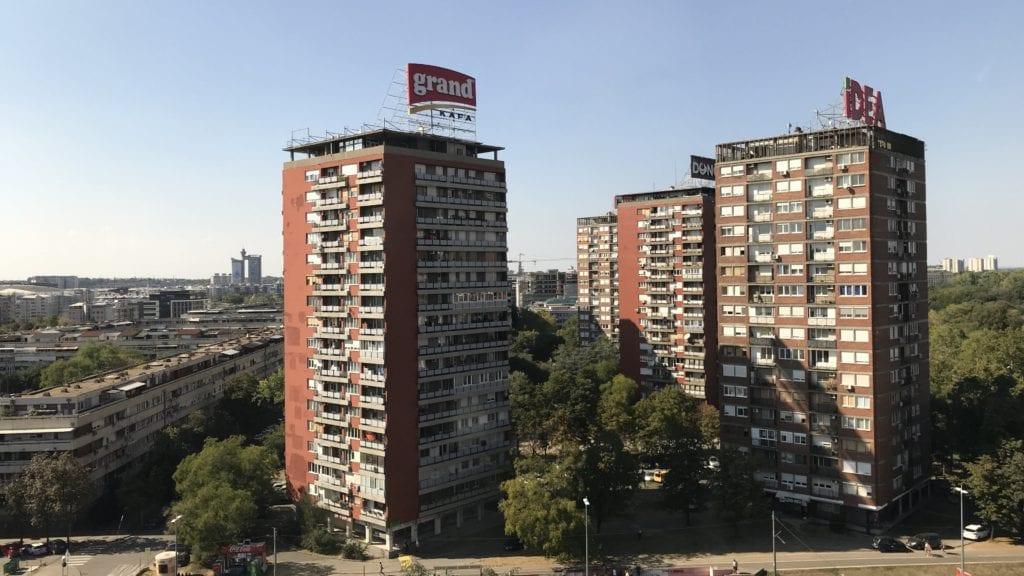 Hyatt Regency Belgrad View