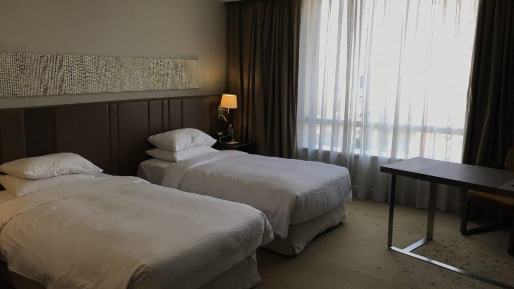 Hyatt Regency Belgrad Zimmer
