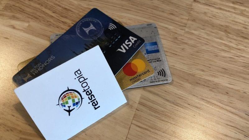 Kreditkarten Vergleich Amex Visa Mastercard