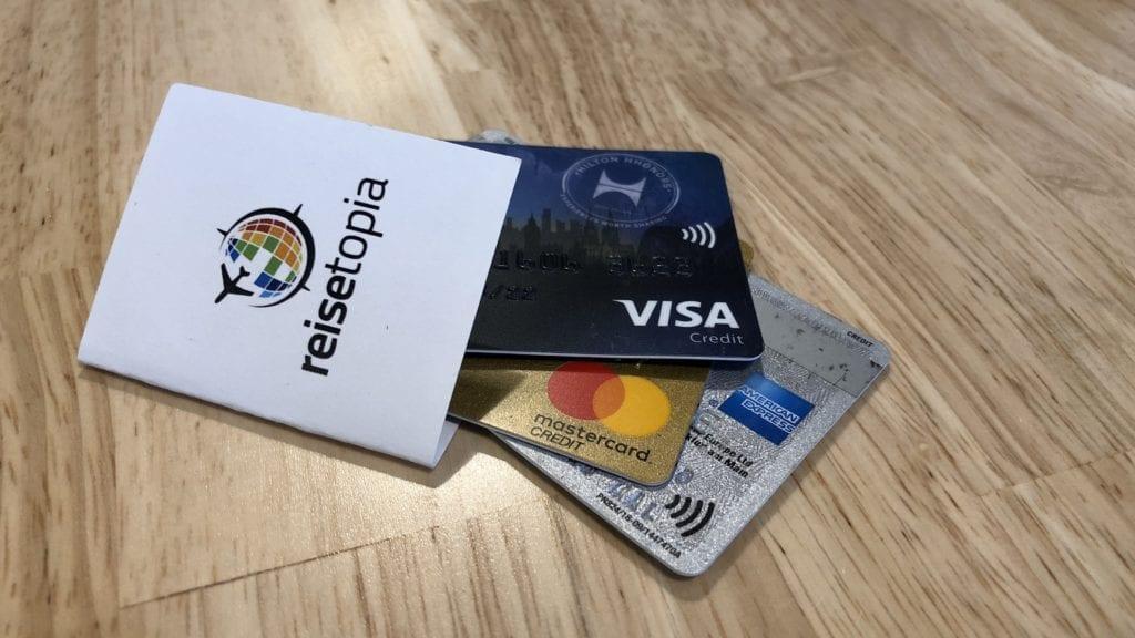 Prepaid Kreditkarte ohne Verfügungsrahmen