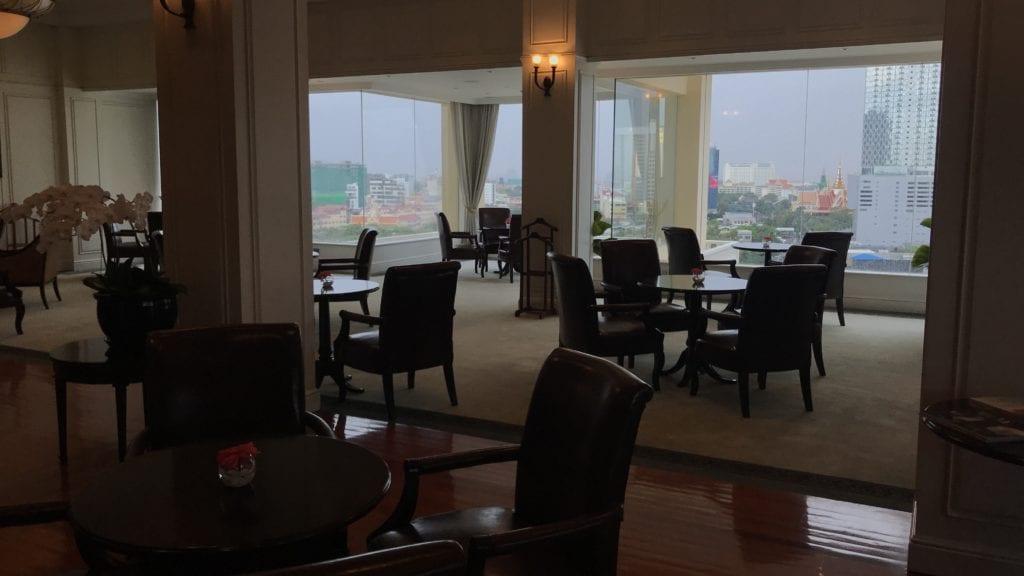 Sofitel Phnom Penh Club Lounge