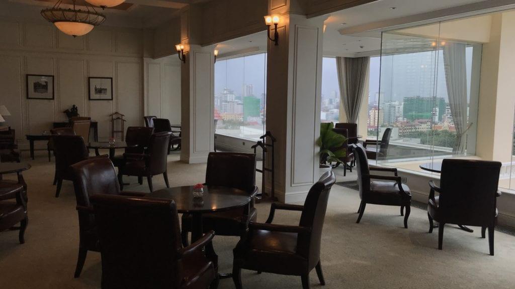 Sofitel Phnom Penh Club Lounge 3