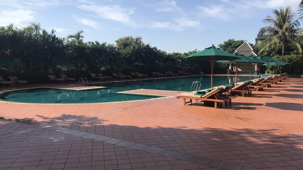 Sofitel Phnom Penh Pool 1