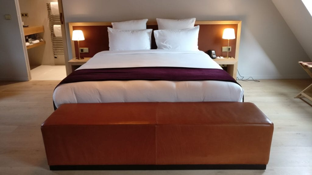 5 Terres Hotel Zimmer 2
