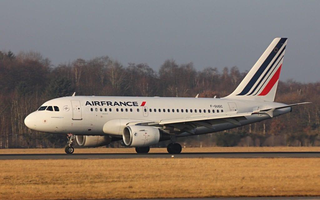 Air France Airbus A318
