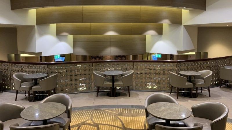 Al Reem Lounge Abu Dhabi Sitze4