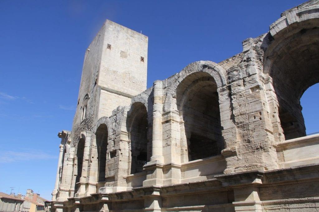 Arles Amphitheater 2