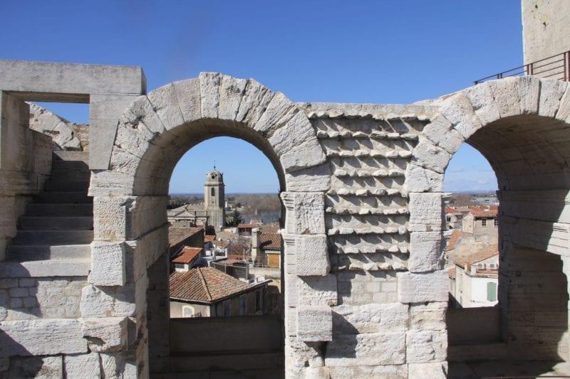 Arles Amphitheater 3