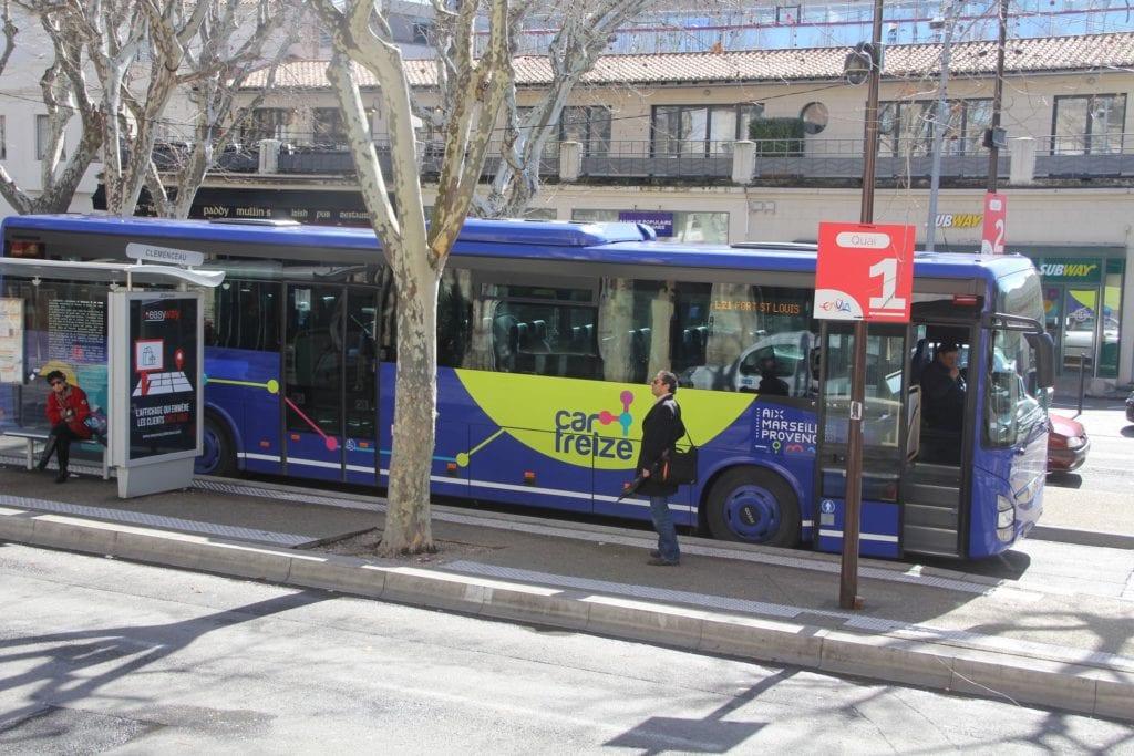 Arles Bus