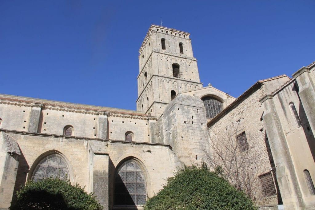 Arles Cloister Of St. Trophime