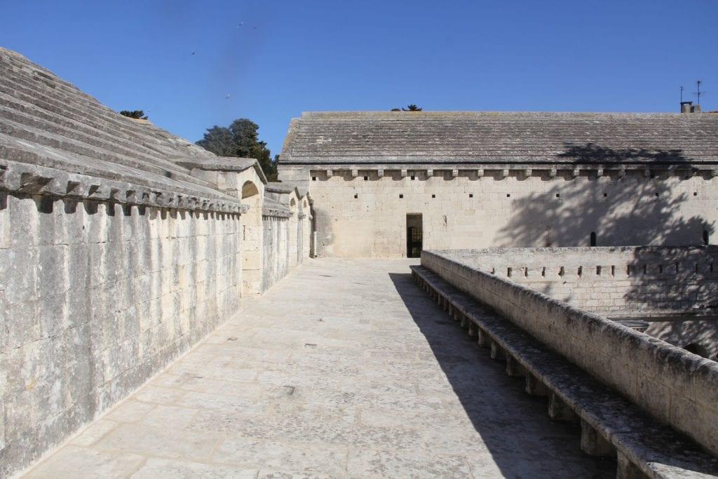 Arles Cloister Of St. Trophime 2