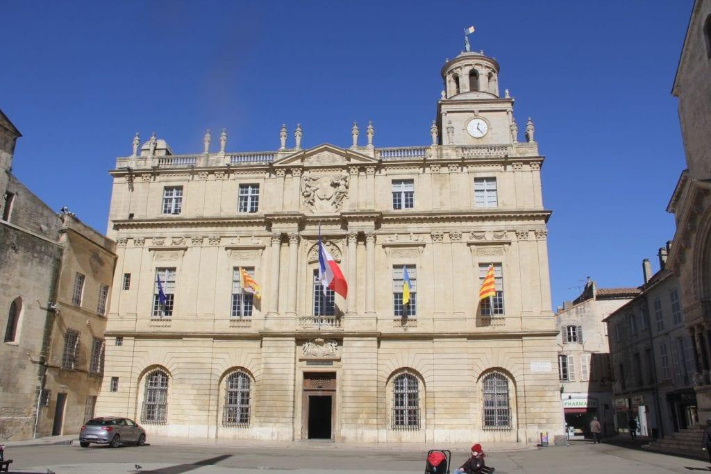 Arles Rathaus