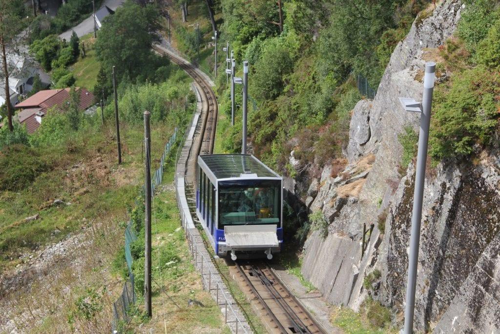 Bergen Floibanen