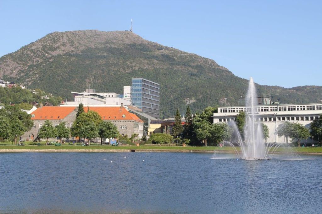 Bergen Lille Lungegårdsvannet