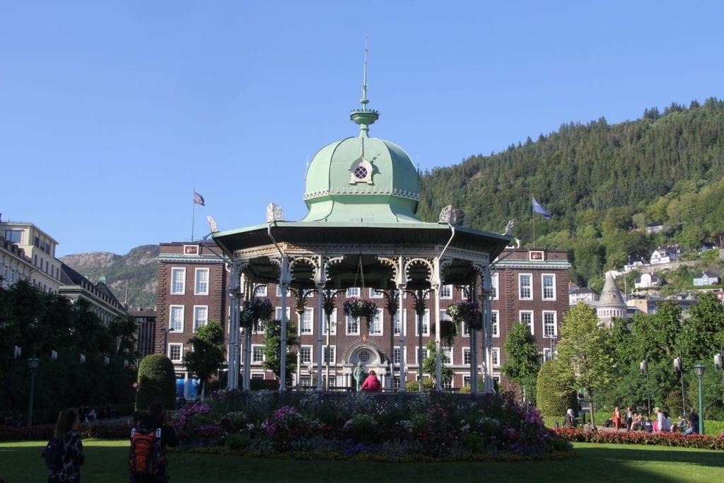 Bergen Musikpavillion